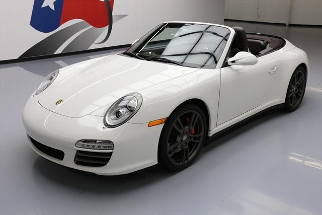 2011 Porsche 911 (White/Brown)