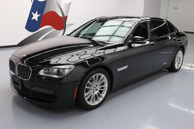 2014 BMW 7-Series (Black/Black)