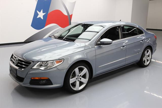 2012 Volkswagen CC (Gray/Black)
