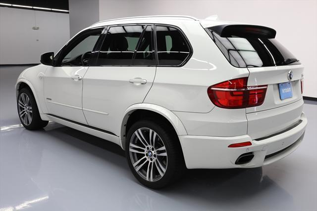 2013 BMW X5 (White/Black)