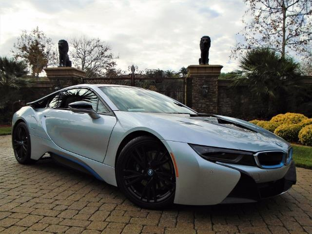Seller Of German Cars 2015 Bmw I8 Silver Gray