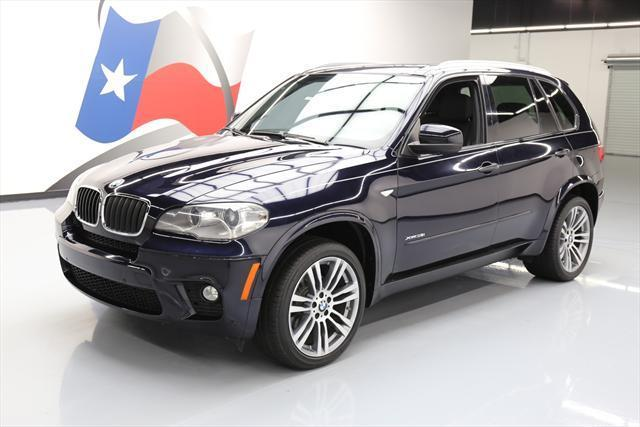 2012 BMW X5 (Blue/Black)