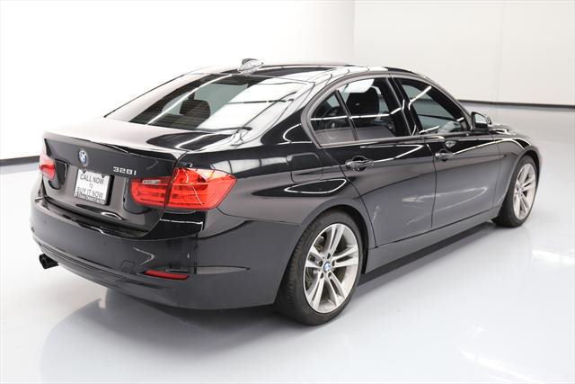 2012 BMW 3-Series (Black/Black)