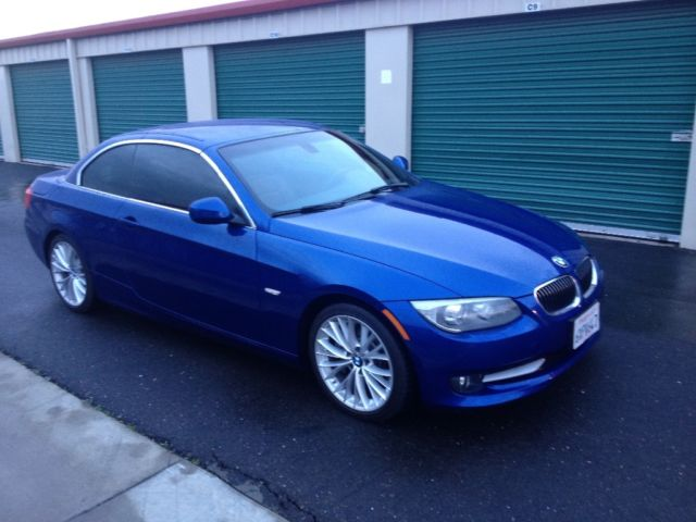 2011 BMW 3-Series (Blue/Saddle Tan Leather)