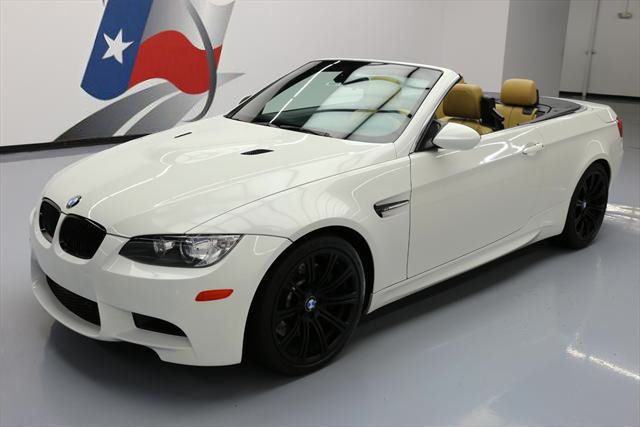 2011 BMW M3 (White/Tan)