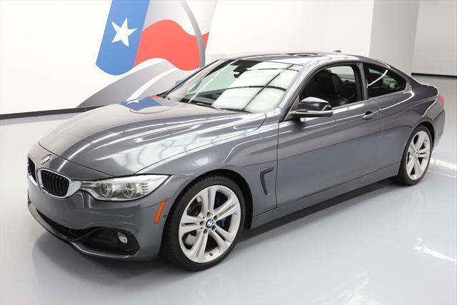 2014 BMW 4-Series (Gray/Black)