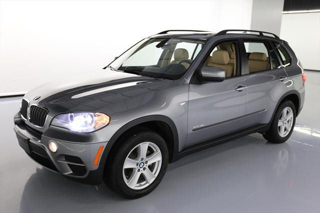 2013 BMW X5 (Gray/Tan)