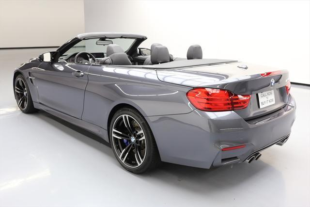 2016 BMW M4 (Gray/Black)