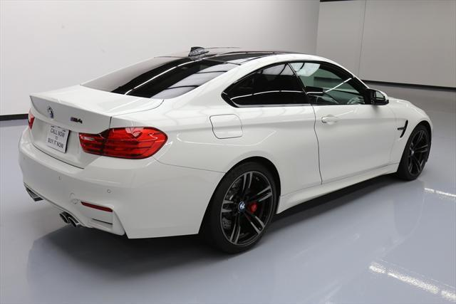 2016 BMW M4 (White/Red)