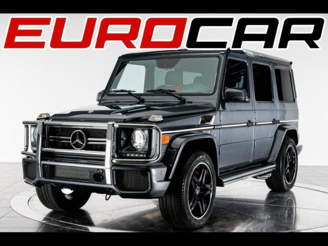 2014 Mercedes-Benz G-Class (Gray/Red)
