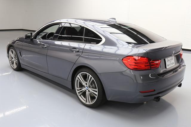 2016 BMW 4-Series (Gray/Red)
