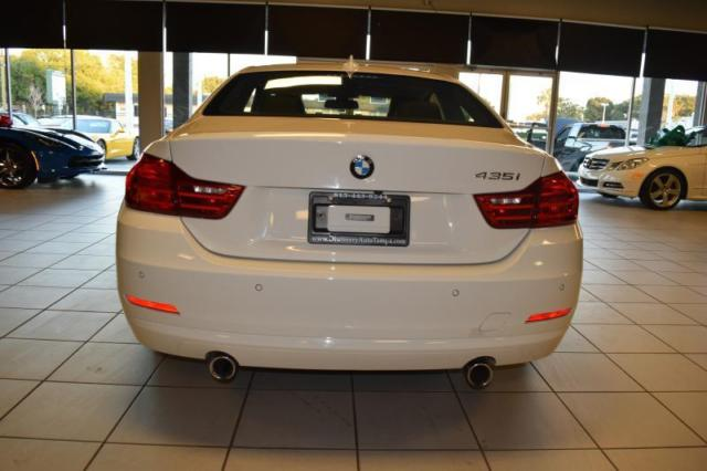 2014 BMW 435 (White/Black)