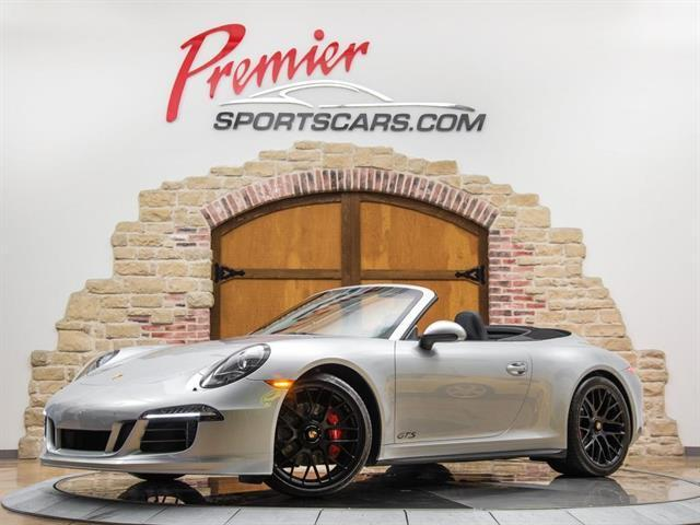 2015 Porsche 911 Carrera GTS (Gray/Black)