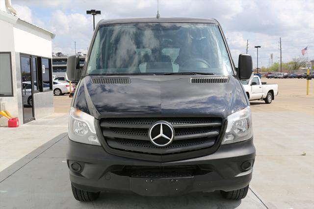 2016 Mercedes-Benz Sprinter (Black/Black)
