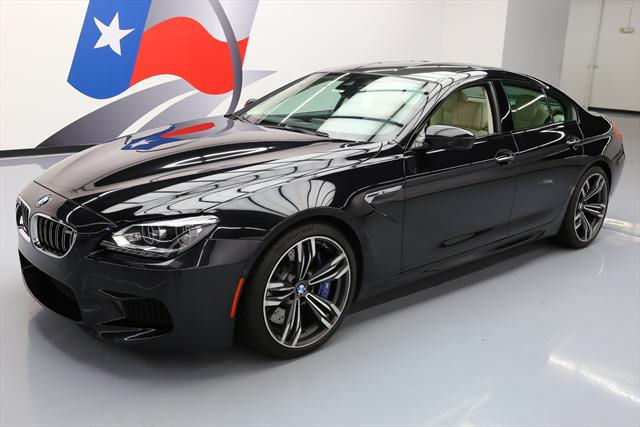 2014 BMW M6 (Black/Tan)