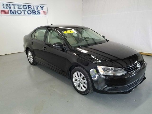 2011 Volkswagen Jetta (Black/Other)