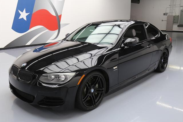 2013 BMW 3-Series (Black/Gray)
