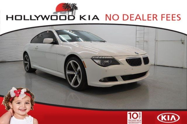 2009 BMW 650 (White/Black)