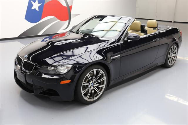 2011 BMW M3 (Black/Tan)