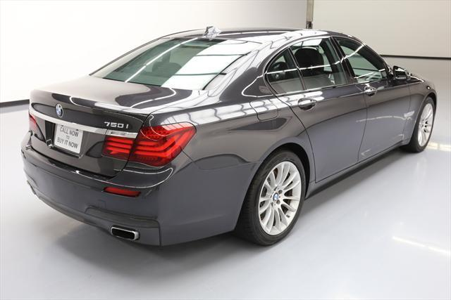 2013 BMW 7-Series (Gray/Black)