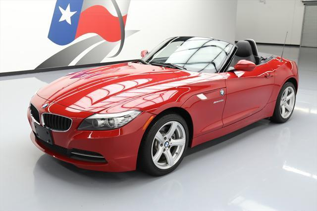 2013 BMW Z4 (Red/Black)
