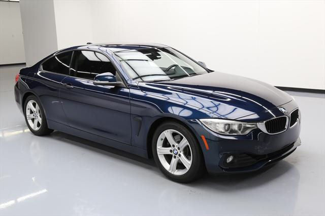 2014 BMW 4-Series (Blue/Black)