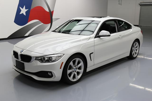2015 BMW 4-Series (White/Black)