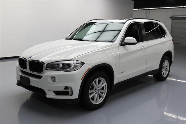 2015 BMW X5 (White/Black)