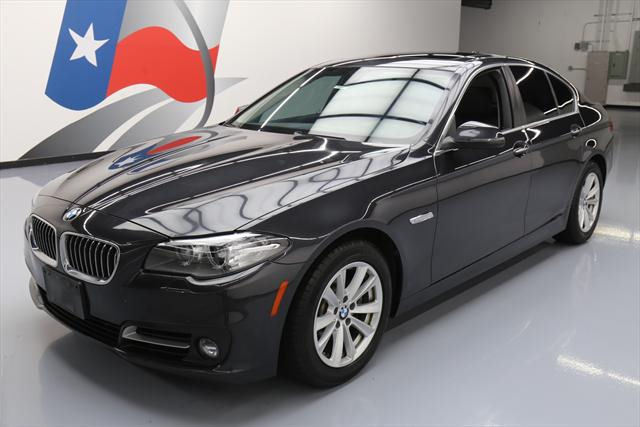 2015 BMW 5-Series (Gray/Black)