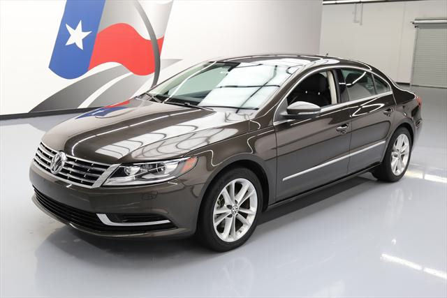 2016 Volkswagen CC (Brown/Black)