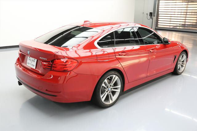 2016 BMW 4-Series (Red/Black)