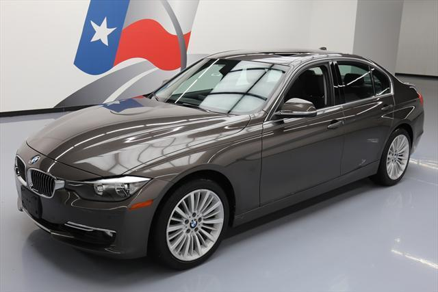 2013 BMW 3-Series (Brown/Black)