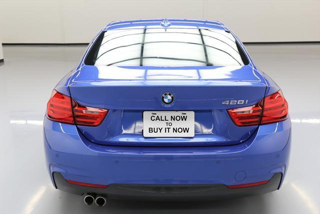 2015 BMW 4-Series (Blue/Black)