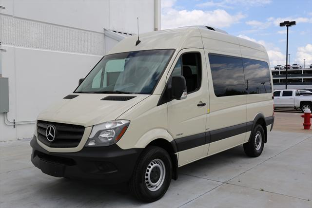 2016 Mercedes-Benz Sprinter (Tan/Black)