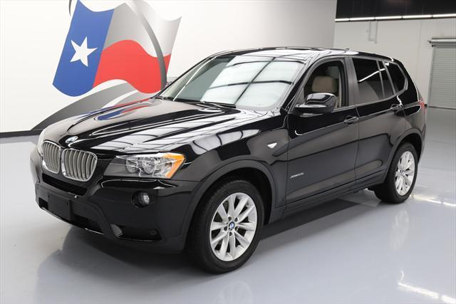 2014 BMW X3 (Black/Gray)