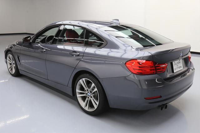 2015 BMW 4-Series (Gray/Red)