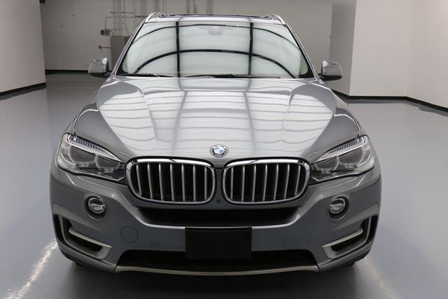 2014 BMW X5 (Gray/Black)