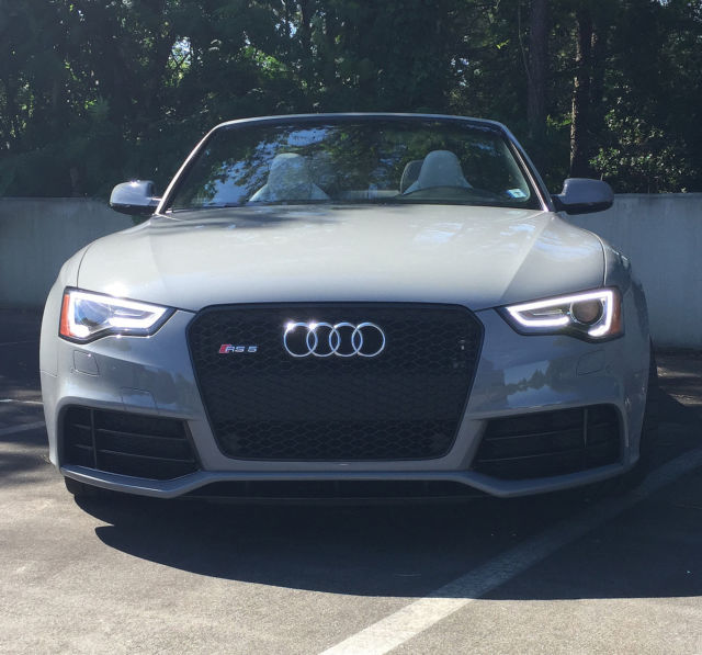 2014 Audi RS5 (Nardo Grey/Slate)