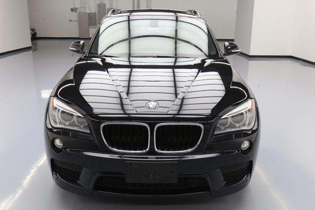 2013 BMW X1 (Black/Tan)