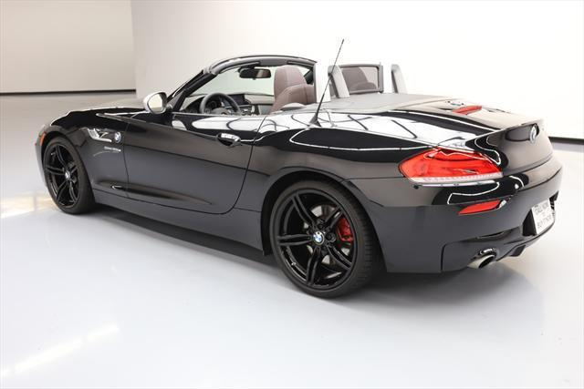 2014 BMW Z4 (Black/Brown)