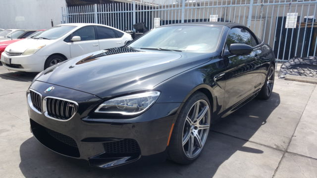 2016 BMW M6 (Blue/Tan)