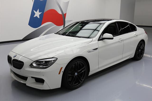 2014 BMW 6-Series (White/Black)