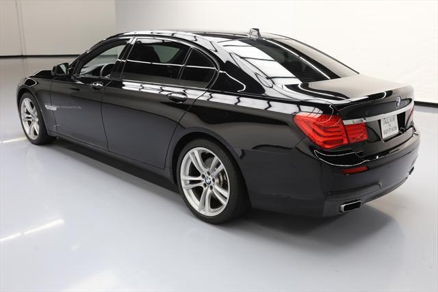 2012 BMW 7-Series (Black/Black)
