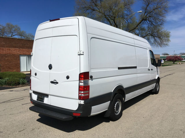 2013 Mercedes-Benz Sprinter