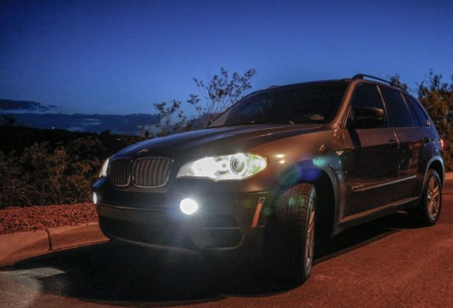 2011 BMW X5 (Gray/Black)