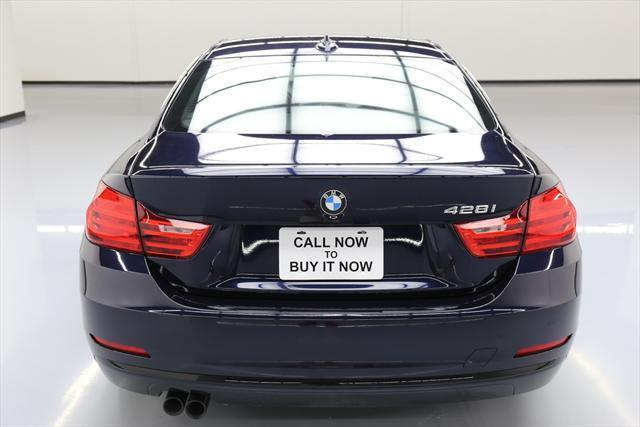 2016 BMW 4-Series (Blue/Black)