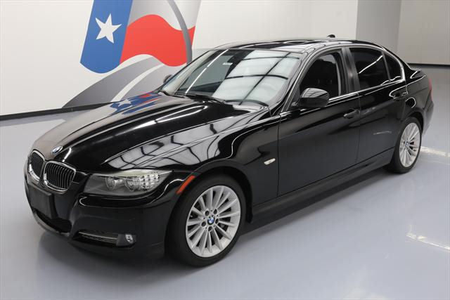 2011 BMW 3-Series (Black/Black)