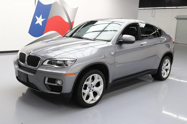 2014 BMW X6 (Gray/Black)