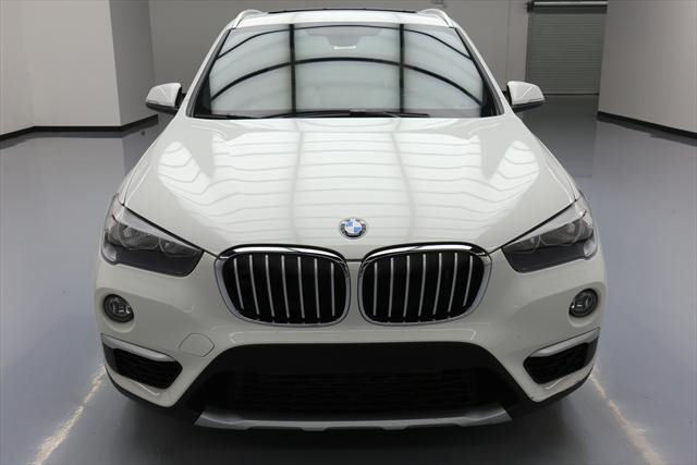 2016 BMW X1 (White/Tan)