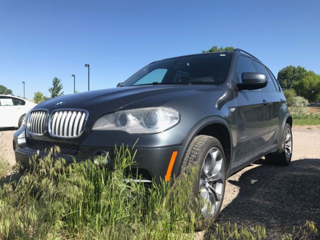 2012 BMW X5 (Gray/Black)